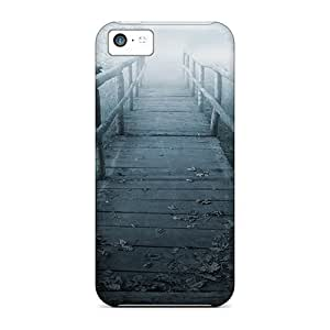 Anti-scratch And Shatterproof November's Sorrows Phone Case For Iphone 5/5s/ High Quality Tpu Case