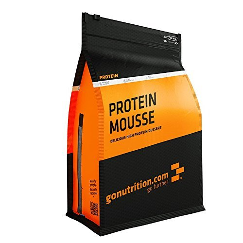 Protein Chocolate Mousse - GoNutrition 1.5 kg Chocolate Decadence Protein Mousse by GoNutrition®