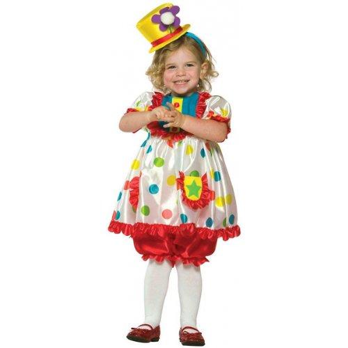Clown (Child Circus Clown Cutie Costumes)
