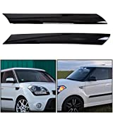 Exterior Molding Windshield Pillar Trim Front Right