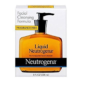 Neutrogena Fragrance-Free Liquid Facial Cleansing Formula