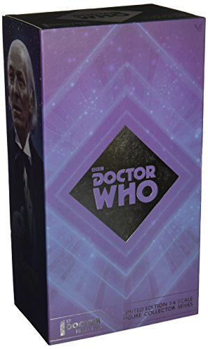 Big Chief Studios Doctor Who: The First Doctor 1:6 Scale Limited Edition Collector Action Figure - Doctor Who Character Costumes