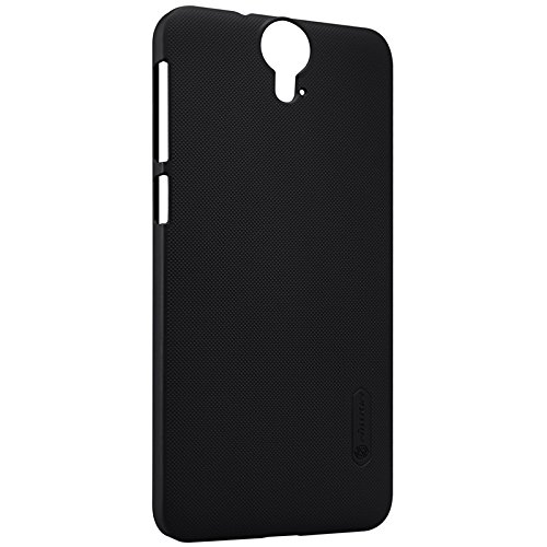 HTC ONE E9+(PLUS) Case - IVSO® HTC ONE E9+(PLUS) - Super Matte Shield Cover High Quality Case+ Crystal Clear Screen Protector -will only fit HTC ONE E9+(PLUS) smartphone (Black)