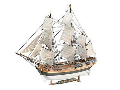 Ship Model Germany Plastic (Revell H.M.S. Bounty)