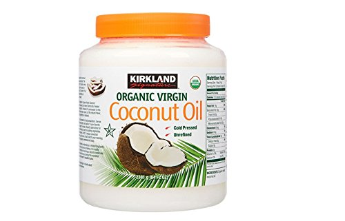 Kirkland Signature Organic Coconut Unrefined