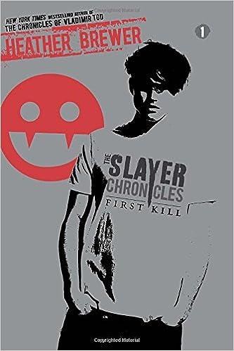 Heather Brewer - First Kill Audiobook