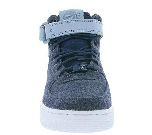 Nike 857666-400 - Zapatillas de deporte Mujer Azul (Midnight Navy / Midnight Navy / Blue Grey)