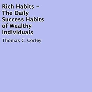 Rich Habits Audiobook