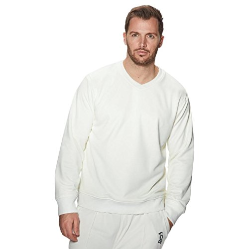 Gm Teknik Cricket Sweater Cream Large White Cream by General Motors