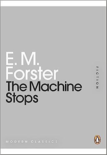 Image result for em forster the machine stops images