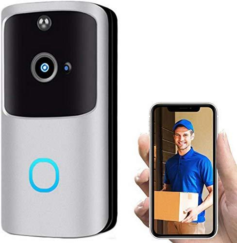 Ouyilu Smart Electronic Wireless WiFi Video Doorbells Secure Visual Intercom Door Bells Kits