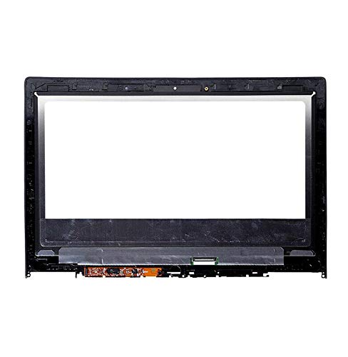 FirstLCD LCD Touch Screen Replacement Compatible for Lenovo Yoga 2 Pro 20266 LED Display Digitizer Assembly+Bezel 13.3'' 3200x1800 Version (P/N: LTN133YL01-L01) by FirstLCD (Image #2)