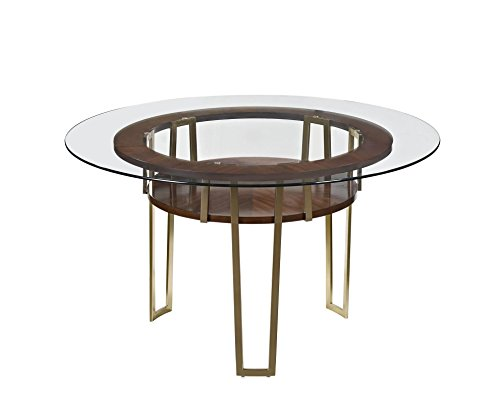 Cornell Dining Table by Bassett Mirror Company