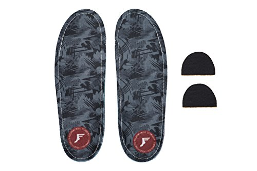 Price comparison product image Footprint Insole Technology Custom Orthotic Kingfoam Gamechanger Insoles Dark Camo Graphic 8/8.5