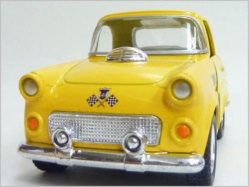 1955 フォード `Funny` サンダーバード(ピンク) KIN10155