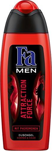 Fa Duschgel Men Attraction Force, 6er Pack (6 x 250 ml)