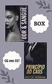 Box: Dor e Sangue + Princípio do Caos