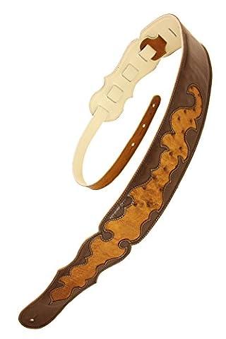 Dark Traveler Guitar Strap (Traveler Guitar Custom)