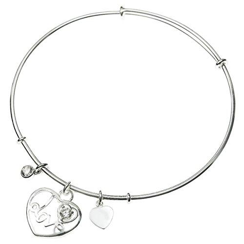 Tiffany Heart Bangle - 2