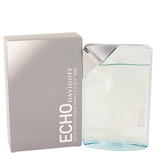 Echo for Men by Davidoff 3.4 oz 100 ml EDT Spray No Box