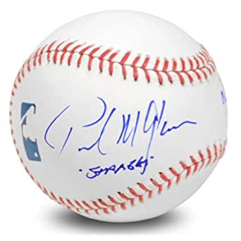 David Soul and Paul Michael Glaser Autographed Rawlings Official Baseball