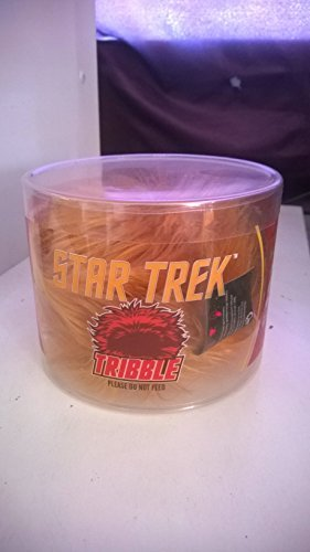 - Star Trek Tribble September 2014 Mail-Order Exclusive Plush Toy