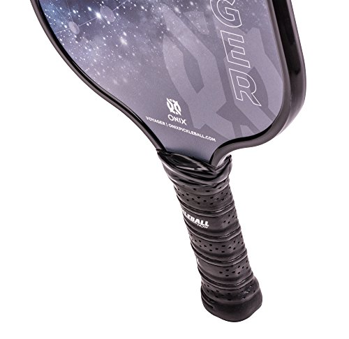 Onix Voyager Pickleball Paddle Features Premium-Coated Graphite Face and Precision-Cut Polypropylene by Onix (Image #5)