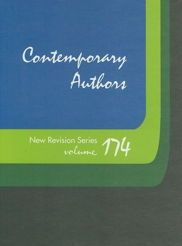 Contemporary Authors New Revision Series: A Bio-Bibliographical Guide to Current Writers in Fiction, General Non-Fiction,  Poetry, Journalism, Drama, Motion Pictures, Television, and Other Fields pdf
