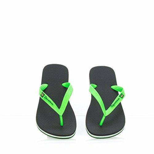 Negro Para Ipanema Material Sandalias Sintético verde De Negro Mujer UxF0nx4