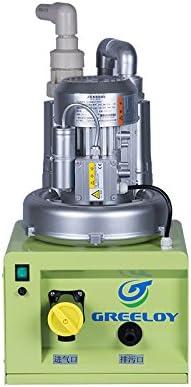 zgood greeloy Dental Bomba de vacío greeloy GS-01 750 W Dental unidad de succión: Amazon.es: Industria, empresas y ciencia