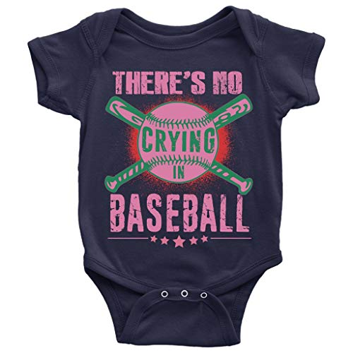 Baseball Baby Bodysuit, Baseball Player Baby Bodysuit (NB,