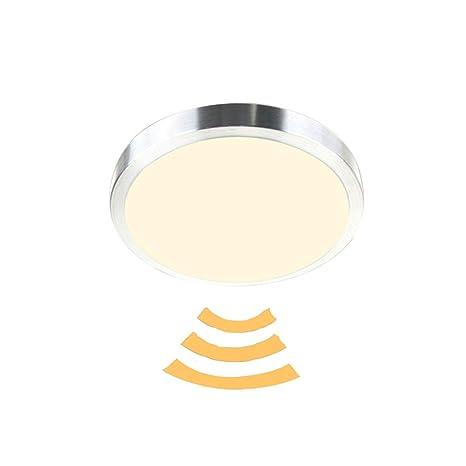 15W LED Lámpara de sensor con radar con detector de movimiento