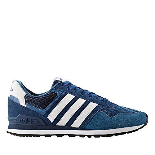 Zapatillas para Adidas Deporte de Hombre Azubas Ftwbla Azumis Azul 10k 4wwfa