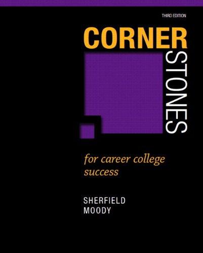 Cornerstones for Career College Success Plus NEW MyStudentSuccessLab  Update -- Access Card Package (3rd Edition) (Corne