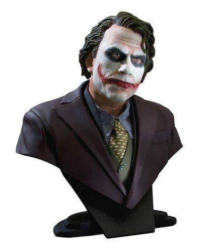 Dark Knight Collectors Costumes (The Dark Knight: The Joker 1:2 Scale Bust)