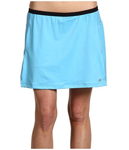 New Balance Women's Bonita Skirt, Grotto Blue, - New Running Balance Skirt