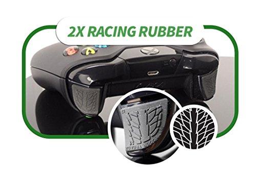 Snakebyte Trigger Treadz - Original 4-Pack for (Xbox One) - Anti Slip Trigger Rubbers - Finger Grips - Xbox One… 7