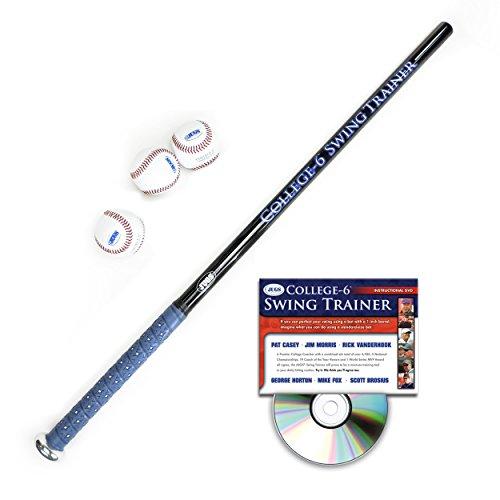 JUGS® College-6 Swing Trainer Baseball Package: A1002 by Jugs