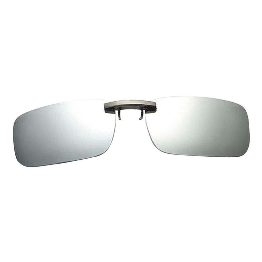 non-brand Sharplace Gafas de sol Polarizadas con Clip Protecci/ón Solar UV400 para Deporte al Aire Libre Pesca