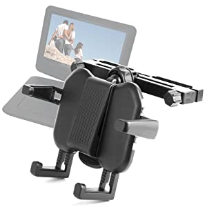 support r glable d 39 appui t te voiture pour lecteurs dvd portables d jix pvs 902 76l hd cran. Black Bedroom Furniture Sets. Home Design Ideas