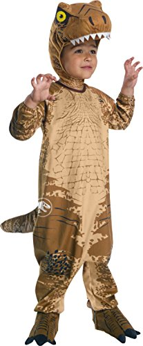 Rubie's Jurassic World: Fallen Kingdom Child's T-Rex Costume, 3T4T