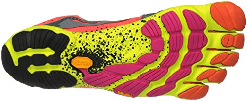 Women's Vibram Fiery Run FiveFingers Shoes Multisport V Coral Purple Outdoor 5q4gwx6Bq