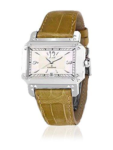 Candino Reloj analogico para Hombre de Cuarzo con Correa en Acero Inoxidable C4255/1: Amazon.es: Relojes