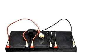 amazon com razor mx500 mx650 dirt rocket battery wiring harness razor mx500 mx650 dirt rocket battery wiring harness easy slide on terminals no ering