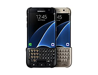 Samsung Galaxy S7 Keyboard Cover Black