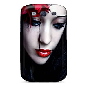 New Design Shatterproof GTAGGed956mCtHX Case For Galaxy S3 (silence)