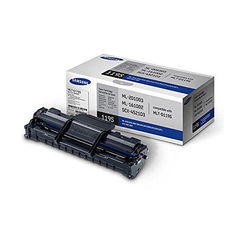 Samsung ML 1610 Black Toner Cartridge Standard Yield  2,000 Yield