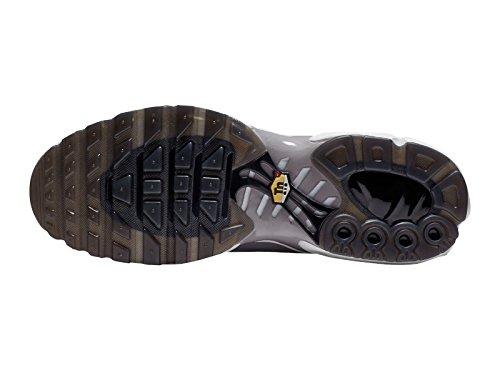 Nike Hommes Air Max Plus Ns Gpx Sp Nylon Chaussures De Course Atmosphère Gris / Atmosphère Gris / Noir / Blanc