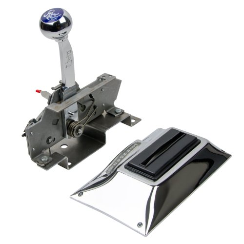 Camaro Chevrolet Shifter (B&M 81025 QuickSilver Console Shifter for Chevrolet Camaro)