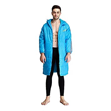 Amazon.com : Water Pro Swim Parka Warm Coat : Sports & Outdoors